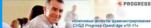 Учебный курс «Ключевые аспекты администрирования СУБД Progress OpenEdge v10-11»