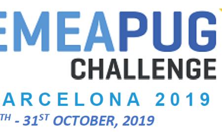 EMEAPUG Challenge, Barcelona 2019